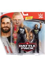 Brock Lesnar & Seth Rollins Battle Pack Series 63